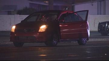 Pedestrian dies after being hit by car in Mesa