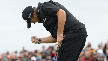Shane Lowry dominates, wins British Open by 6 strokes