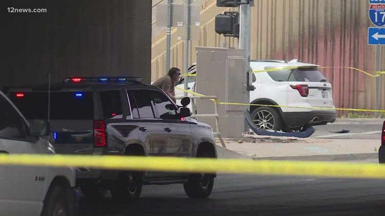 Court docs reveal suspect was driving nearly 125 mph before crash near I-17, Greenway Road