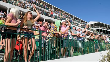 Dress to impress at the Waste Management Phoenix Open