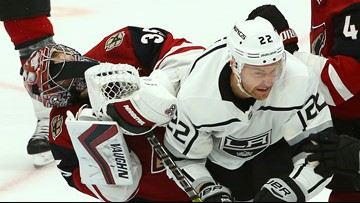 Kings hurt Coyotes' wild-card chances with 3-1 win