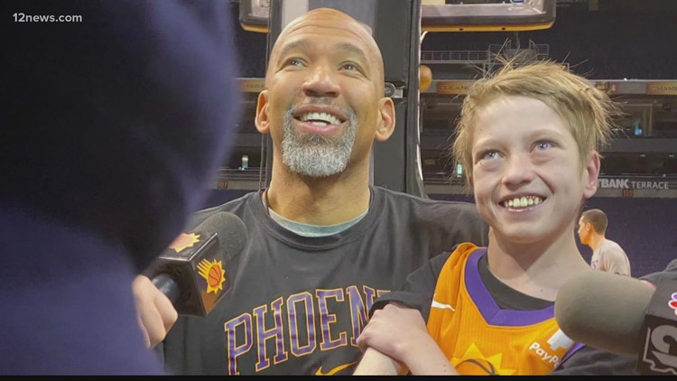 Teen who held special love for Phoenix Suns dies after living with rare diseases
