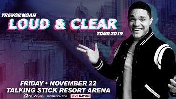 FIRST @ 4 TREVOR NOAH SWEEPSTAKES