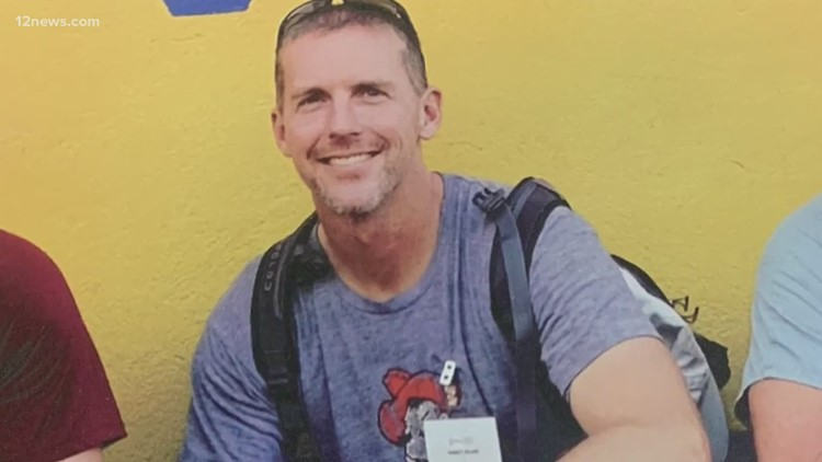 Oklahoma fire fighter travels nearly 900 miles to Phoenix for life saving double lung surgery after surviving COVID-19