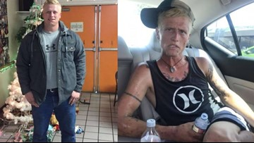 'These pictures were taken 7 months apart': Mom shares photos of son to bring awareness to addiction