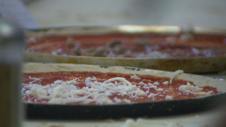 Pizza shop helps rival: 'Competition is only fun when we're both functioning'