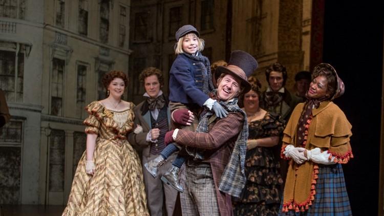 A Christmas Carol Phoenix 2020 DCPA Theatre Company 2020/2021 season: A Christmas Carol returns