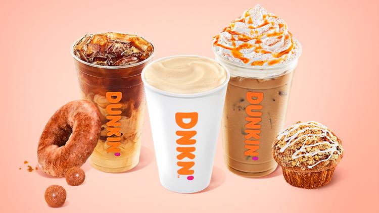 Get ready for fall: Dunkin's Pumpkin Spice Latte is back