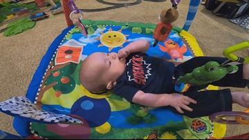 Newborn Colorado baby was conceived 2 and a half years ago