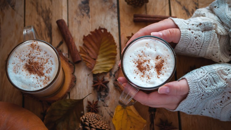 Here's how to make a Pumpkin Spice Latte at home