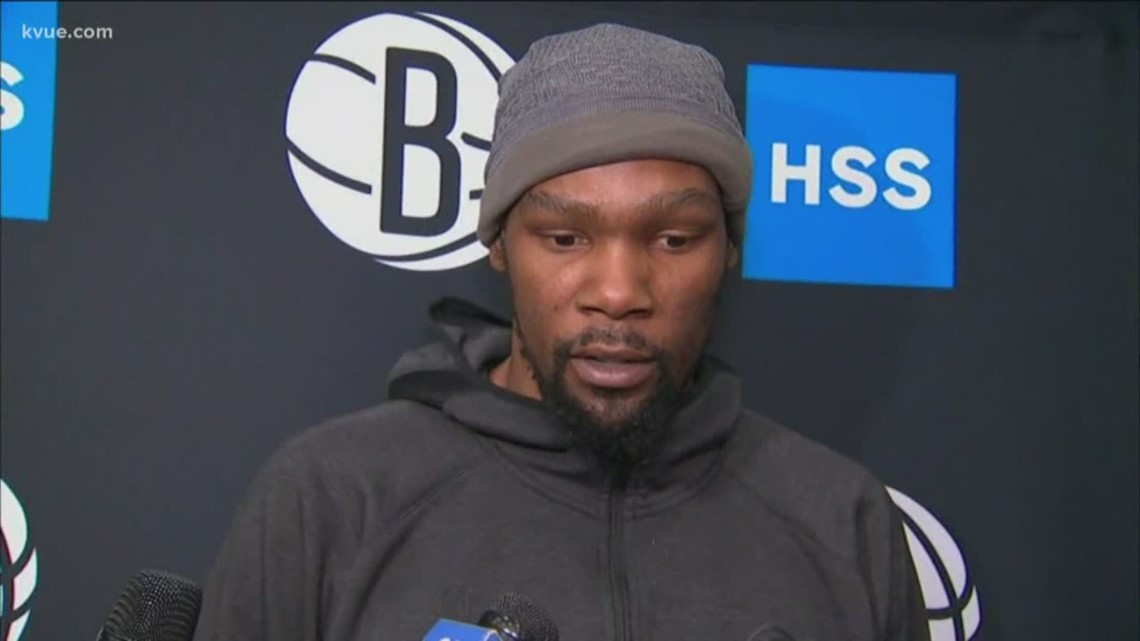 Report: NBA star Kevin Durant tests positive for COVID-19