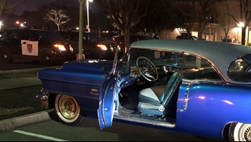 Classic '56 Cadillac stolen from 106-year-old Sacramento WWII veteran found   Update