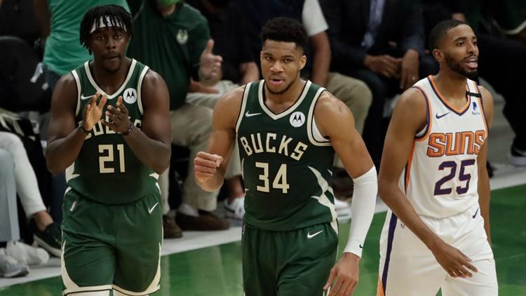 Finales de la NBA: ¿Qué significa la victoria de los Bucks en el Juego 3? ¿Deberían preocuparse los Suns?