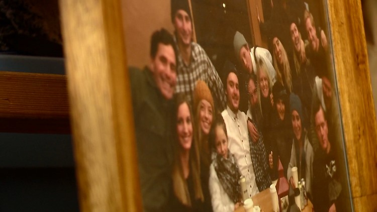 Red Gerard big family