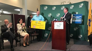 $533 million Mega Millions lottery winner finally revealed: 'We just want to help people'