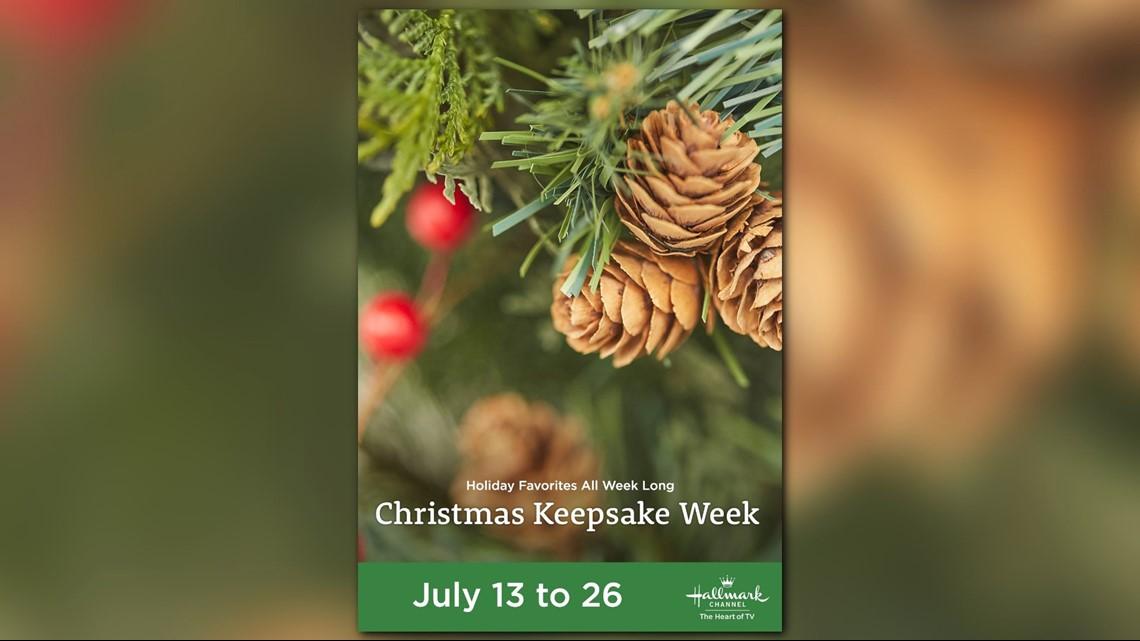 Hallmark Channel 39 S 39 Christmas In July