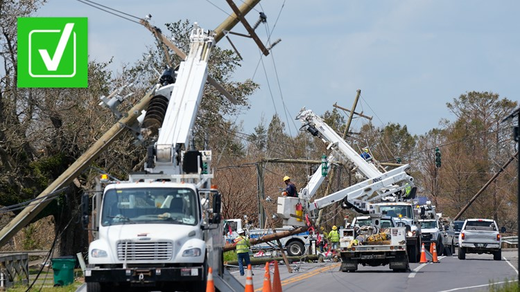Yes, FEMA will pay to replace a generator that broke during Hurricane Ida, but only if you meet the eligibility requirements