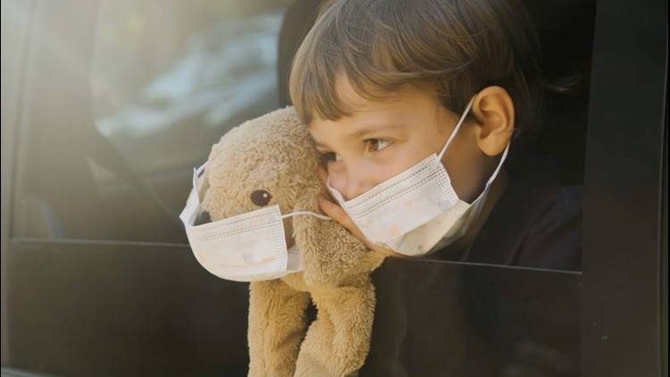 Covid-19 Cases in Children Rise 'Exponentially' as More than 1 Million Children Contract the Virus in the Last 5 Weeks