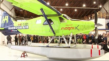 Fossil Fuel Free Flight! First All-Electric Flight Takes To The Skies In Canada!