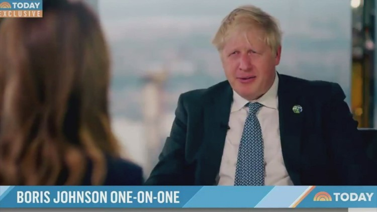 Savannah Guthrie Gets Boris Johnson To Admit He Has Six Kids