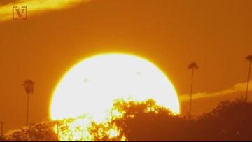 Despite cool October, 2018 still on track to be Arizona's warmest year ever