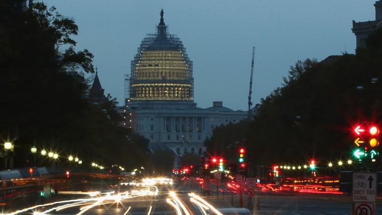 US Capitol generic Washington