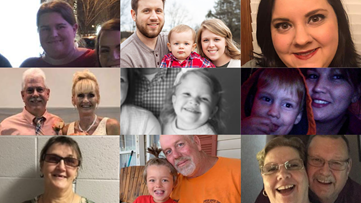 Remember their names: Family, friends share memories of lives lost in Tennessee tornado