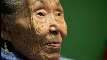 At 90, Native Alaska woman will be 1st counted in U.S. Census