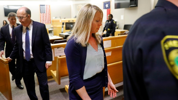 State reveals racist and violent texts, social media comments during Amber Guyger sentencing phase