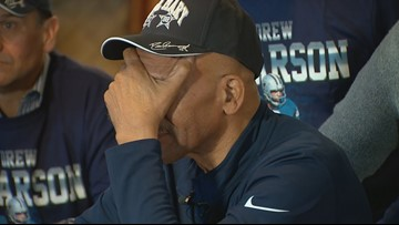 'Broke my heart': Former Dallas Cowboys player Drew Pearson snubbed by Pro Football Hall of Fame