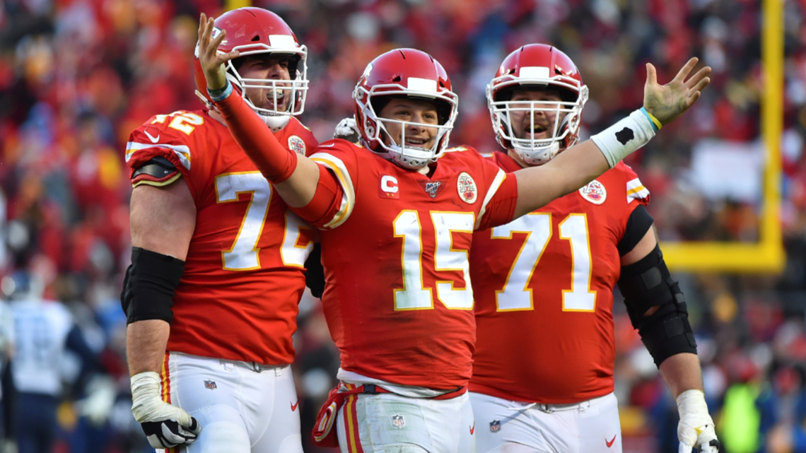 Kansas City Chiefs advance to first Super Bowl in 50 years