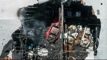 World-famous Porsche collection damaged in NC gas explosion