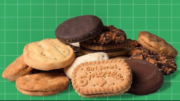 Ohio police caution about 'highly addictive substance': Girl Scout cookies