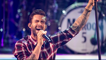 Maroon 5 bringing 2020 tour to Phoenix with Meghan Trainor