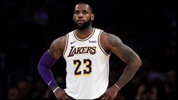 Report: Los Angeles Lakers F LeBron James to spend rest of season on minutes restriction, may sit out back-to-backs