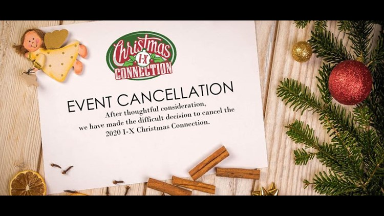 Coronavirus concerns cancel Cleveland I X Christmas Connection