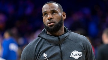 LeBron James clarifies coronavirus comments, indicates he'd be willing to play without fans in attendance
