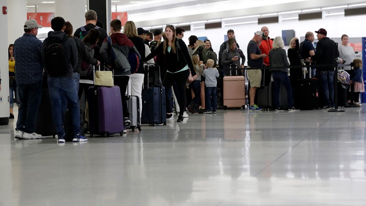Want a smooth travel experience? This is the best time to be at the airport