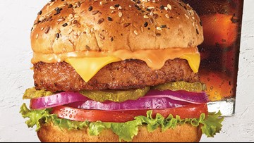 Denny's giving away free Beyond Burgers today amid nationwide menu change