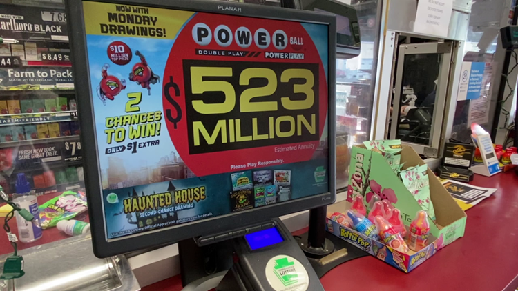 Powerball announces winning numbers for $500M+ drawing