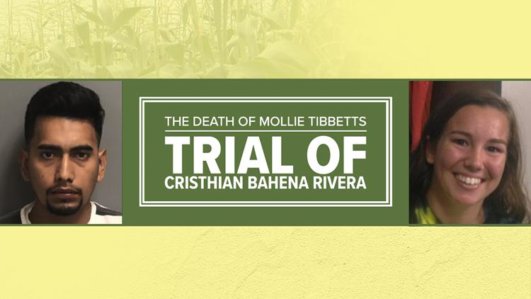 Lo que necesita saber sobre el caso de Mollie Tibbetts antes del juicio de Cristhian Bahena Rivera