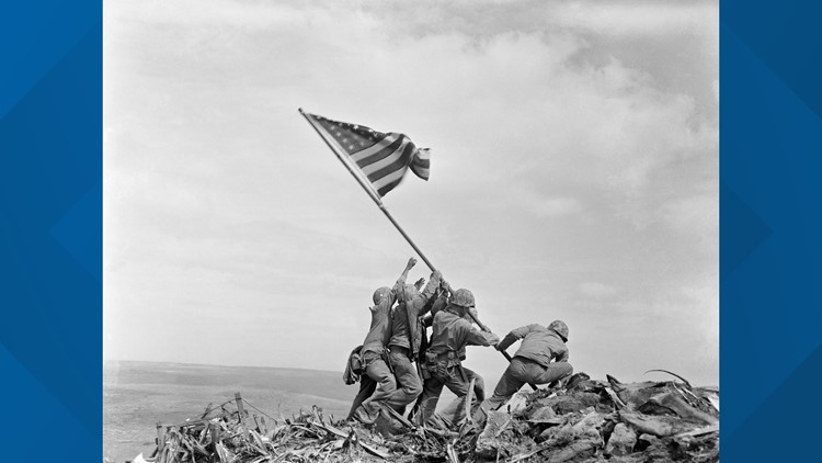 Today in History: In 1945, U.S. forces declared victory in Iwo Jima