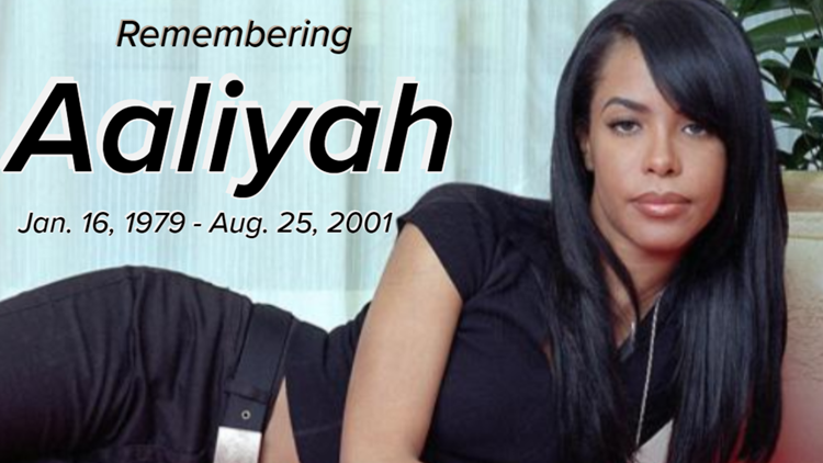 Remembering Aaliyah: R&B singer, actress died 18 years ago Sunday