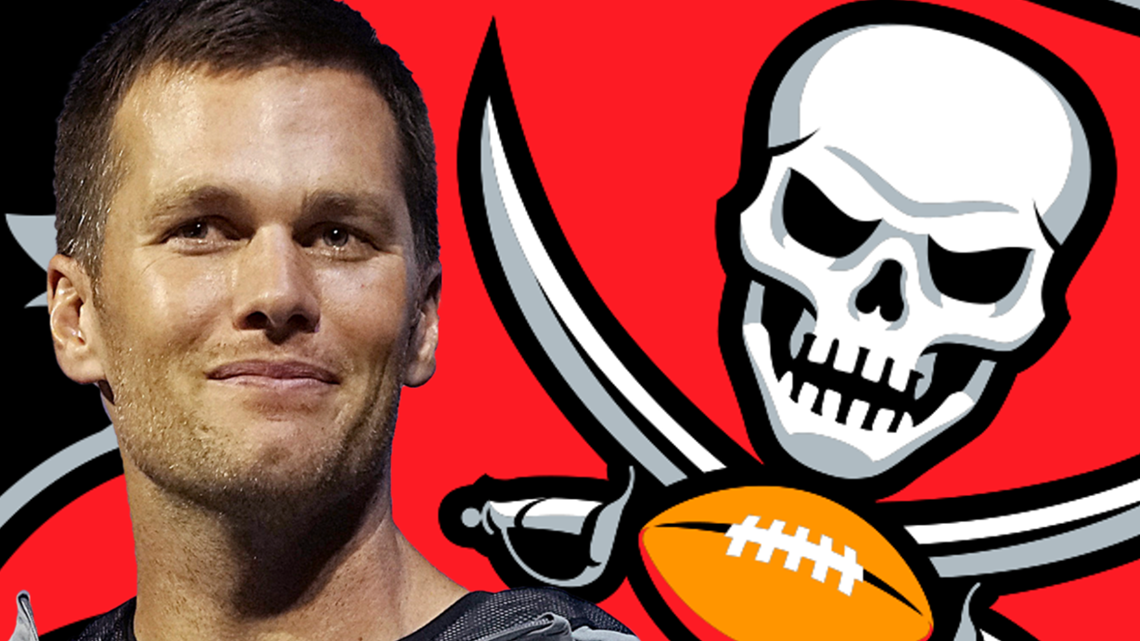 Tom Brady announces he is joining the Tampa Bay Buccaneers