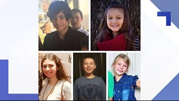 Victims killed in fiery I-75 crash identified; children were heading to Disney World