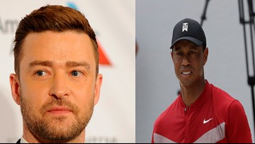 Tiger Woods, Justin Timberlake launch fund to help the Bahamas