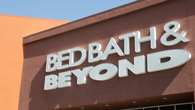 Reports: Bed Bath & Beyond announces 63 store closure locations