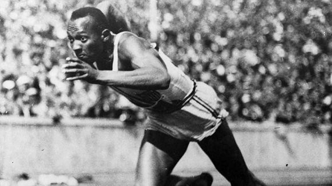 Breaking Barriers | Jesse Owens