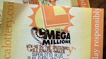 One ticket wins half-billion dollar Mega Millions jackpot