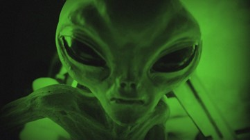 Release the aliens! Social media posts react to Area 51 alien hunters